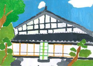 026_昔ながらの緑あふれる家
